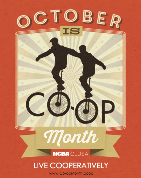October coop month image