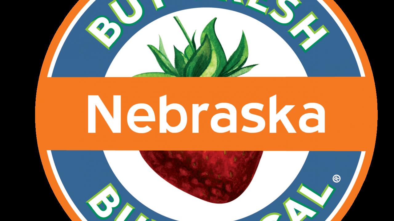 Buy Fresh Buy Local Nebraska Logo
